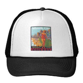 Atlantic City New Jersey Hats