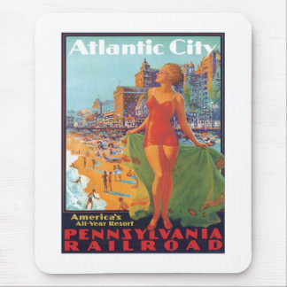 Atlantic City,New Jersey Mouse Pad