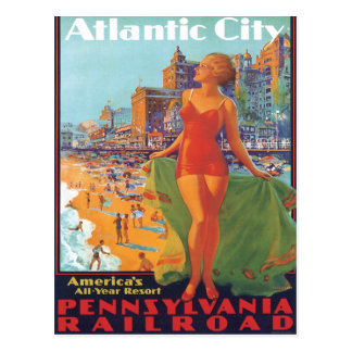 Atlantic City,New Jersey Post Cards