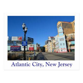 Atlantic City New Jersey Post Card
