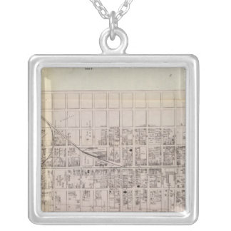 Atlantic City, New Jersey Silver Plated Necklace