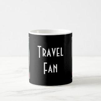 Atlantic City New Jersey Vintage Travel Basic White Mug