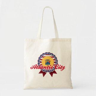Atlantic City, NJ Tote Bags