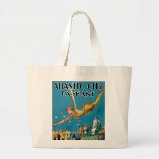 Atlantic City Pageant Jumbo Tote Bag