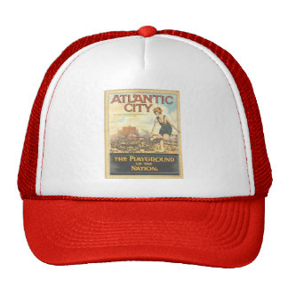 Atlantic City-Playground of the Nation Cap