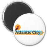 Atlantic City. Refrigerator Magnet