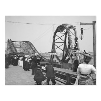 Atlantic City Rollercoaster, 1901 Post Cards