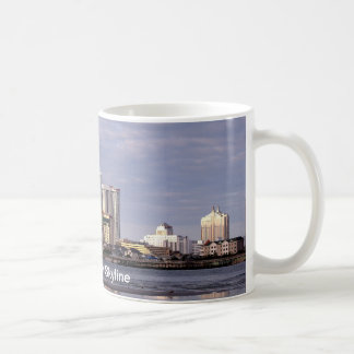Atlantic City Skyline mug