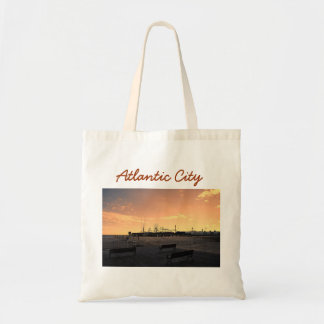 Atlantic City Tote Bag