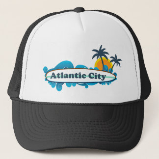 Atlantic City. Trucker Hat