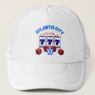 ATLANTIC CITY TRUCKER HAT