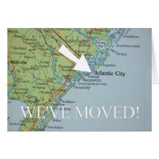Atlantic City We've Moved address announcement