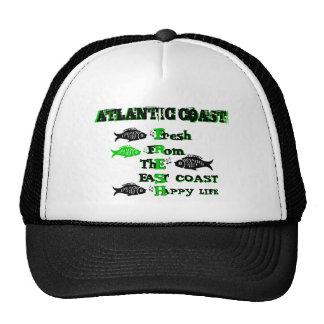 Atlantic Coast Fresh east coast happy Life hat