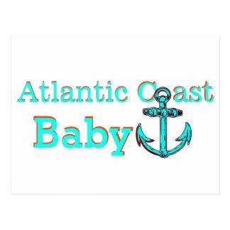 Atlantic Coast Nova Scotia  PEI NFLD Cape Breton Postcard