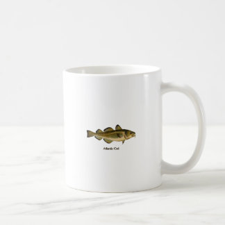Atlantic Cod Logo Coffee Mug