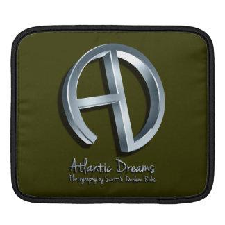 Atlantic Dreams 3D Logo Sleeve For iPads