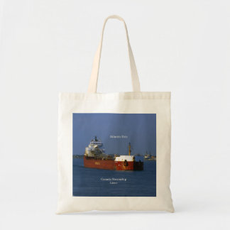 Atlantic Erie tote bag