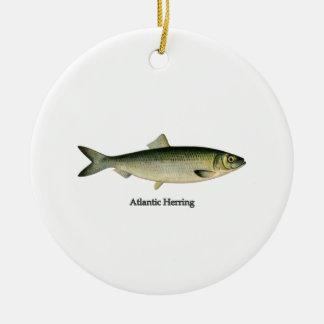Atlantic Herring Christmas Ornament