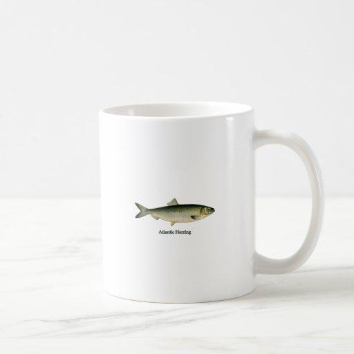 Atlantic Herring Mugs