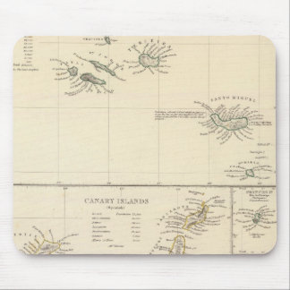 Atlantic Islands Mouse Pad