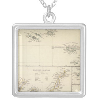 Atlantic Islands Silver Plated Necklace