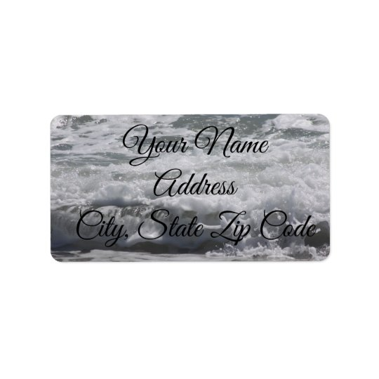 Atlantic Ocean Address Labels
