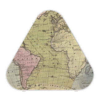 Atlantic Ocean Atlas Map