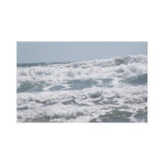 Atlantic Ocean Canvas Print