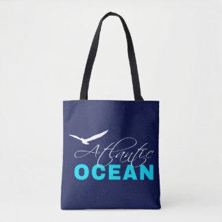 Atlantic Ocean Customizable Tote Bag