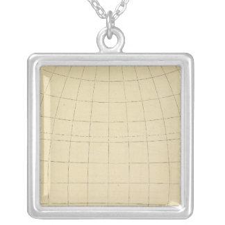 Atlantic Ocean Silver Plated Necklace