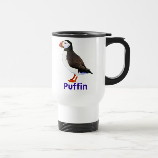 Atlantic Puffin Mug