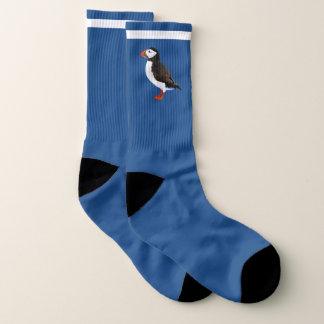 Atlantic Puffin Socks