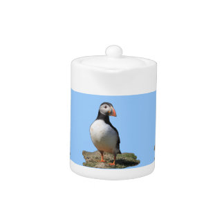 Atlantic Puffin Teapots
