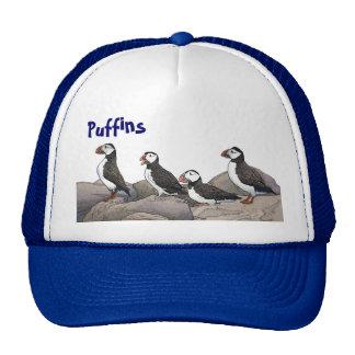 Atlantic Puffins Cap