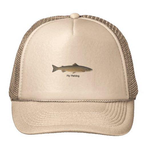 Atlantic Salmon Mesh Hat