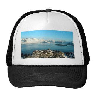 Atlantic scenery cap