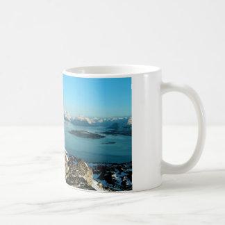 Atlantic scenery coffee mug