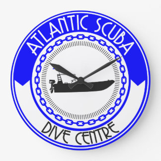 Atlantic Scuba clock