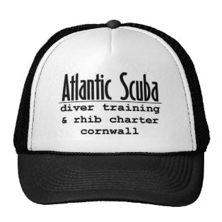 Atlantic Scuba designer gear Cap