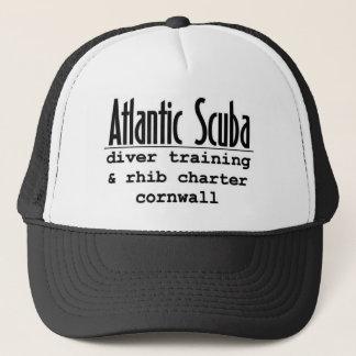 Atlantic Scuba designer gear Trucker Hat