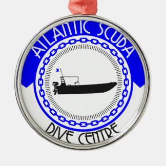 Atlantic Scuba Products Christmas Ornament