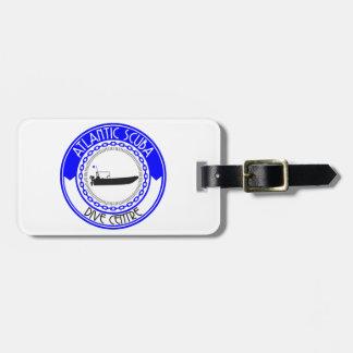 Atlantic Scuba Products Luggage Tag