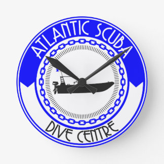 Atlantic Scuba Products Wallclock