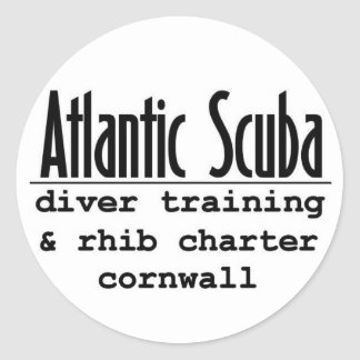 Atlantic Scuba Sticker