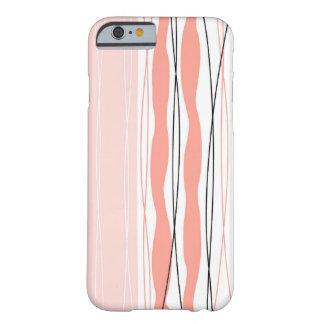 Atlantic Stripe Pink Vertical iPhone 6 case