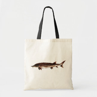 Atlantic Sturgeon - Acipenser oxyrinchus Tote Bag