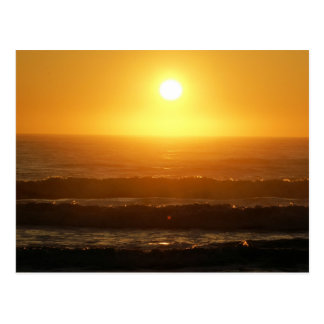 Atlantic Sunrise Postcard