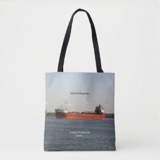 Atlantic Superior all over tote bag