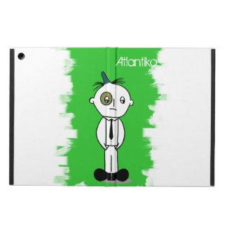 Atlantiko Green iPad Air Cover
