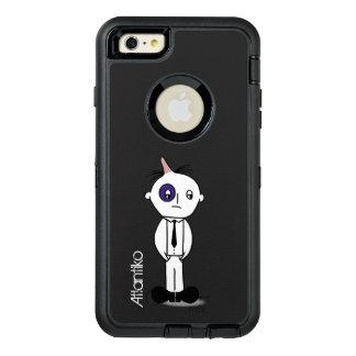 Atlantiko White OtterBox Defender iPhone Case
